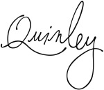 Sincerely Quinley